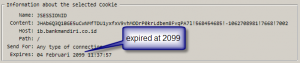 modified expired date