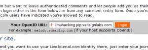 livejournal openID